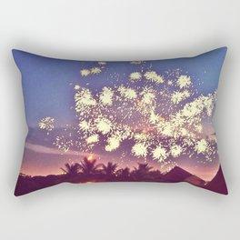 Fireworks 2 Rectangular Pillow