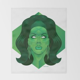 Jade Throw Blanket
