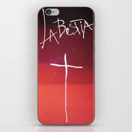 La Bestia iPhone Skin