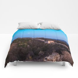 The Great Wall Moon Comforters