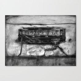 The Hopper Canvas Print