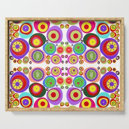 Object of cognition Serving Tray