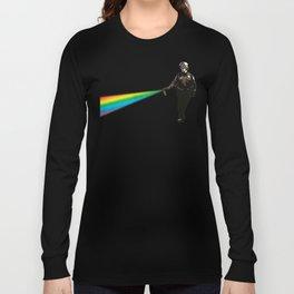 Pepper Spray Cop Rainbow - Pop Art Long Sleeve T-shirt