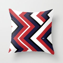 CLASSICO II #minimal #retro #vintage #art #design #kirovair #buyart #decor #home Throw Pillow