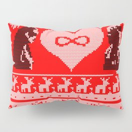 Clexa Christmas Pillow Sham