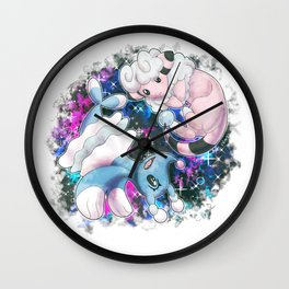 Katya & Society Wall Clock