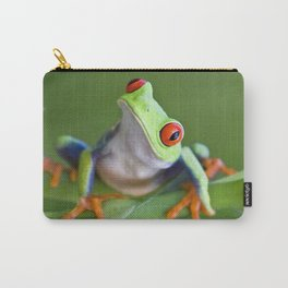 Red-eyed Tree Frog Carry-All Pouch