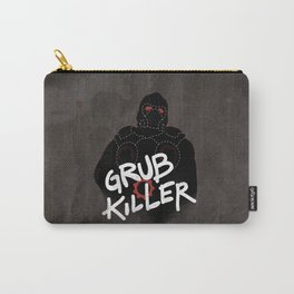 Grub Killer (Red) Carry-All Pouch