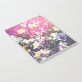 Garden Dragons Snap Notebook