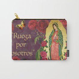 Virgen de Guadalupe III Carry-All Pouch