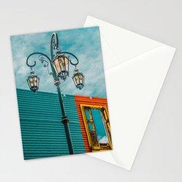 La Boca - Buenos Aires Stationery Cards