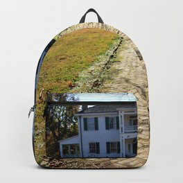 Cherokee Nation - The Historic George M. Murrell Home, No. 3 of 5 Backpack