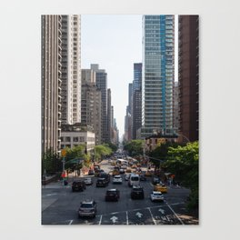 59th & 2nd Ave Canvas Print