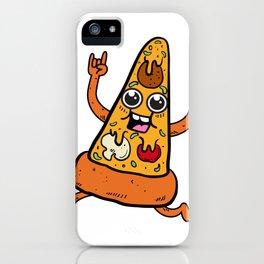 Pizza Rocks iPhone Case