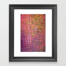 knightmare Framed Art Print