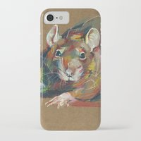 rat iPhone & iPod Cases featuring Rat by Nuance