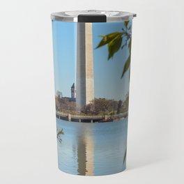 Washington Monument Travel Mug