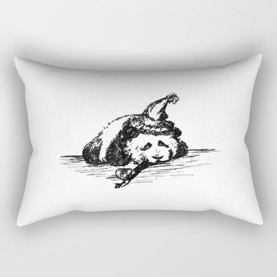 """""""Party Animal"""" Rectangular Pillow"""