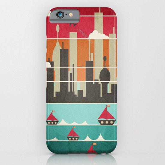 City Life iPhone & iPod Case
