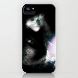 Self Portrait iPhone Case