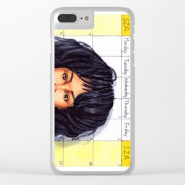 I'm the Weekend Clear iPhone Case