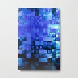 Cubeboard N1 Metal Print