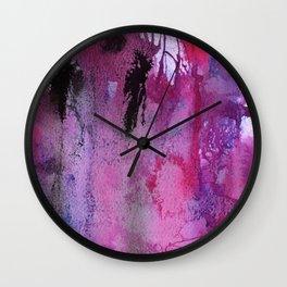 Ink #2 Wall Clock