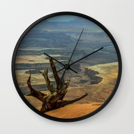 CanyonLand Wall Clock