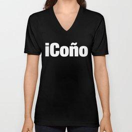 iCono  Unisex V-Neck
