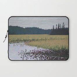 The Grassy Bay, Algonquin Park Laptop Sleeve