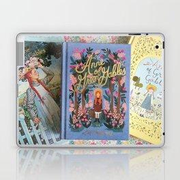 Anne of Green Gables Books Laptop & iPad Skin