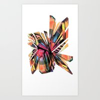 vodka Art Prints featuring vodka by Urban Artist