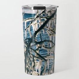 Icy Art Travel Mug