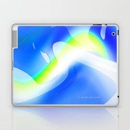 """'70's Lava Lamp"" Photograph Laptop & iPad Skin"