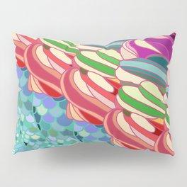 Mermaid Ice Cream Pillow Sham