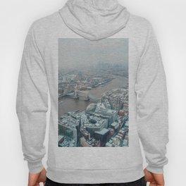 Snowy London Hoody
