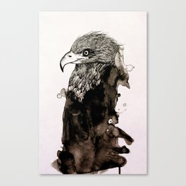 The Spirit of the Eagle Canvas Print