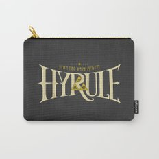 Hyrule Nation Carry-All Pouch