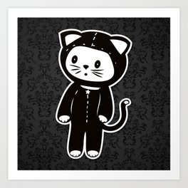Michiboi Art Print