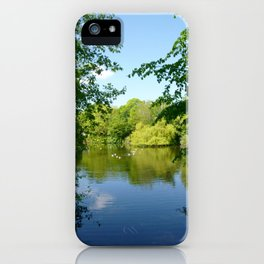 St. Stephen's Green 2 iPhone Case