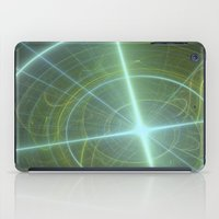 compass iPad Cases featuring Compass by C Juarez