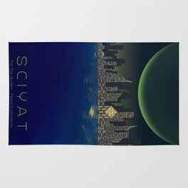 Planet Exploration: Sciyat Rug