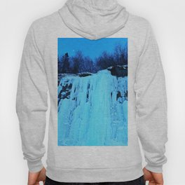 Moonlit Ice Wall Hoody