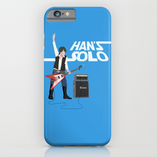 Han's Solo iPhone & iPod Case