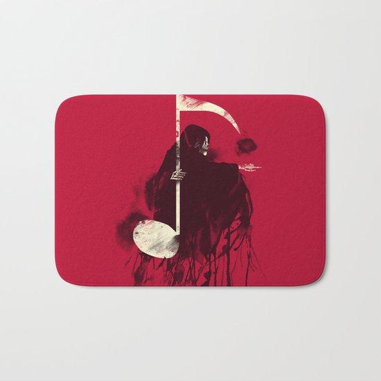 Death Note Bath Mat