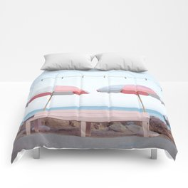 Malibu Pier Comforters