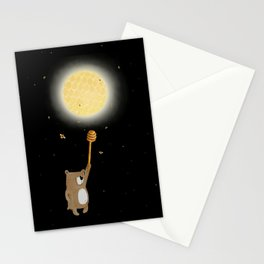 Honey Moon Bear Hunt Stationery Cards