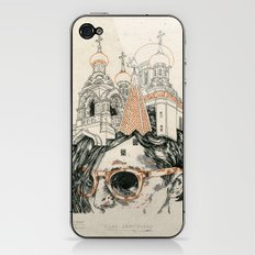 Head sanctuary iPhone & iPod Skin