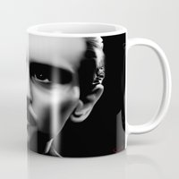 the godfather Mugs featuring the godfather R.D by Fotis