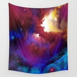 Bat Nebula  Wall Tapestry